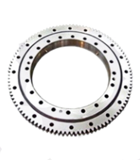 Single Row Four Point contact ball Slewing Bearings