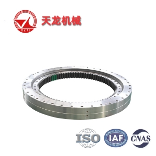 Double Row Different Ball Diameter Slewing Bearings